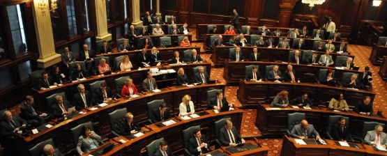 Illinois House votes to pass HB 40