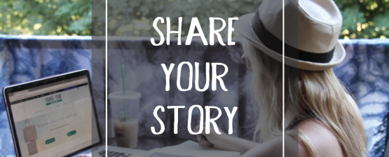 Share Your Story. Give Hope. Inspire Others. Save Lives.