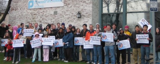 Illinois pro-lifers: 40 Days For Life Needs You