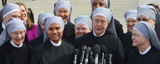 Little Sisters of the Poor's Victory Over Birth Control