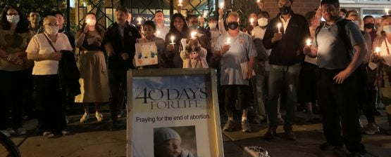 40 Days for Life Begins Its Largest Campaign Yet